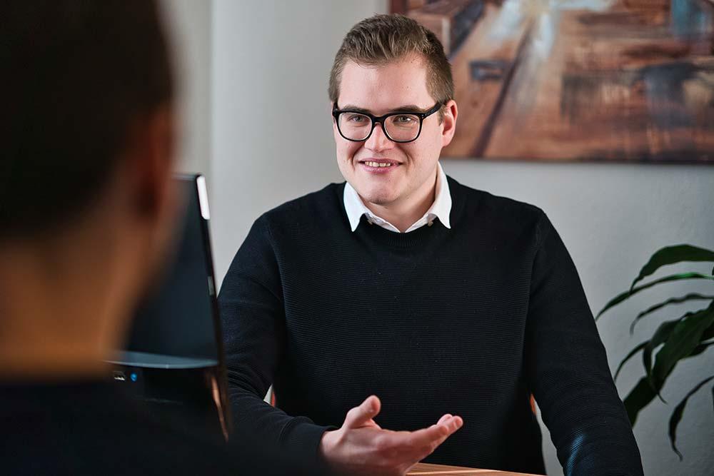 Timo Hoch evododo B2B Marketing
